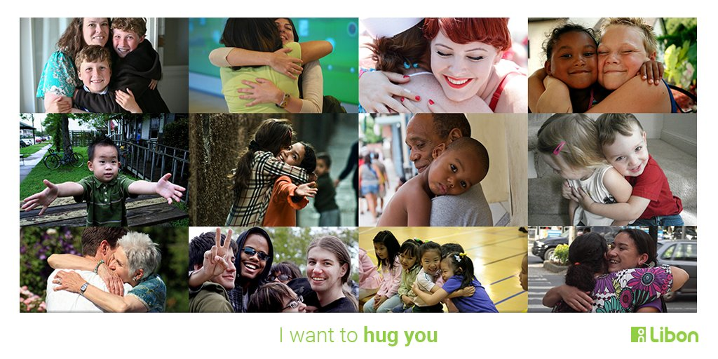 For #NationalHugDay share this with the person you want to take in your arms