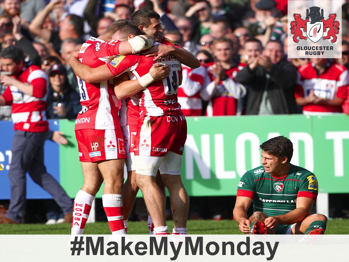 WIN 2 tickets to Leicester on Saturday & secure your seat! RT to enter. Closes at 8pm. #MakeMyMonday https://t.co/B0jNwOF95N