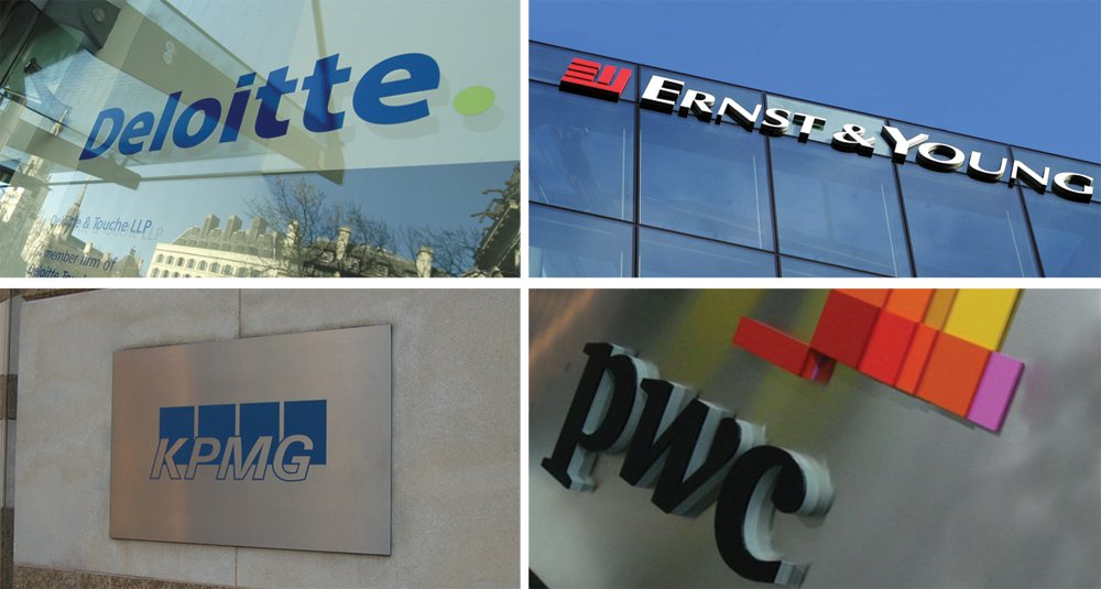 KPMG and PwC dominate listed audit market: https://t.co/ebD3E6eqvg https://t.co/pD79r5cMSe