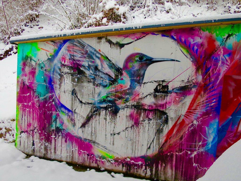 New Street Art • L7m  Found in Innsbruk Austria   #art #mural #graffiti #streetart https://t.co/BaNy5PEhEL