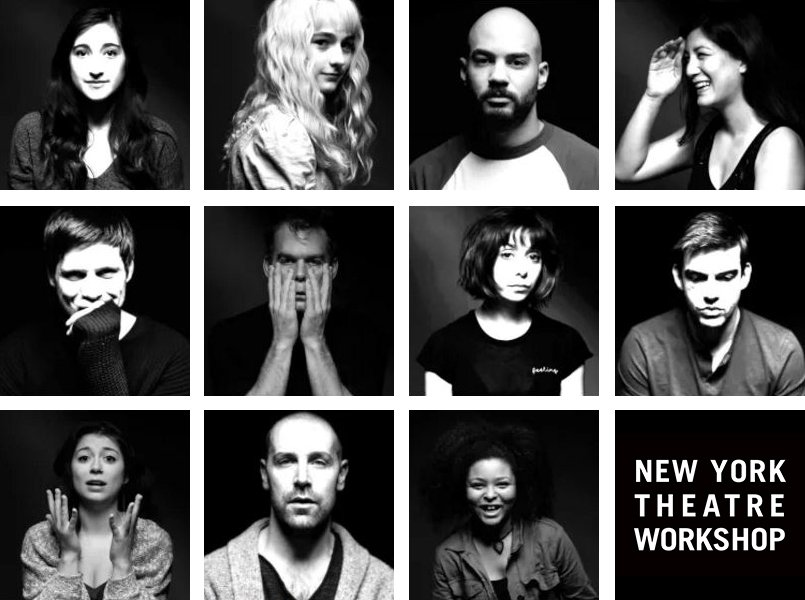 Very happy to share these beautiful portraits of the cast of Lazarus. https://t.co/JctKYCBcBv #LazarusNYTW #Lazarus https://t.co/eAFAfg2TUv