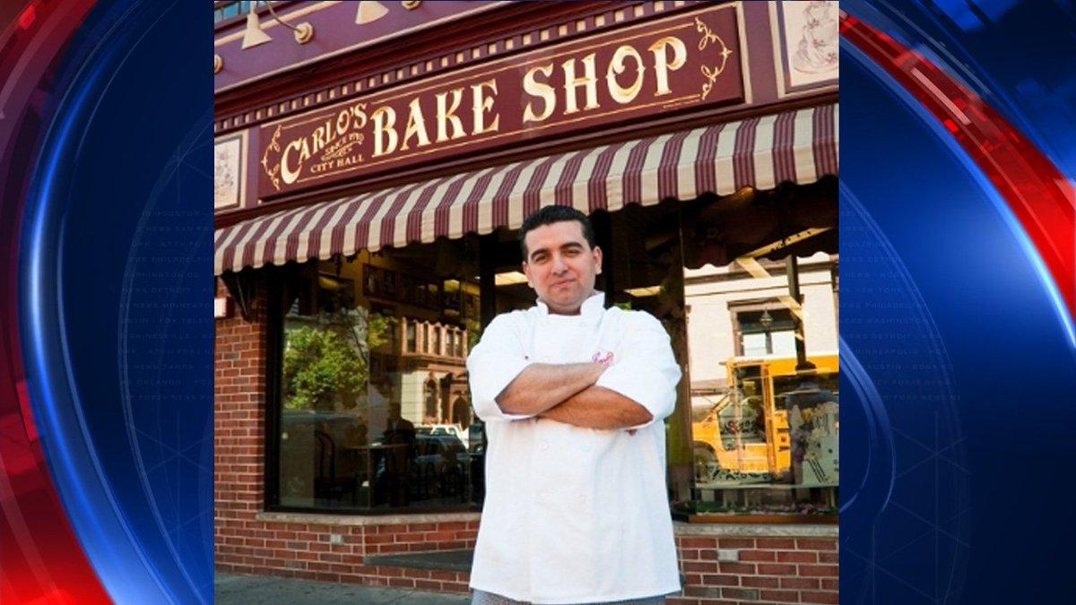 Carlo's Bakery, made famous by 'Cake Boss', to open Dallas location https://t.co/hlKTrwILqe https://t.co/RKw5SjpyRe