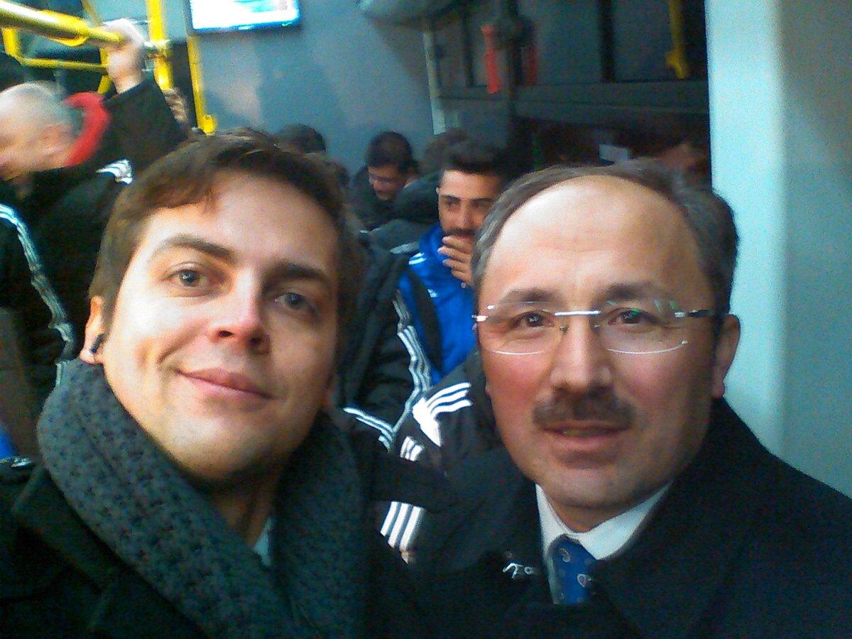 Tuzlaspor takımı ile 500T'deyiz...Başkan Ahmet Çabuk da yanımızda...Fenerbahçe maçı için Kadıköy'e doğru yoldayız :) https://t.co/qt6OKaDxth