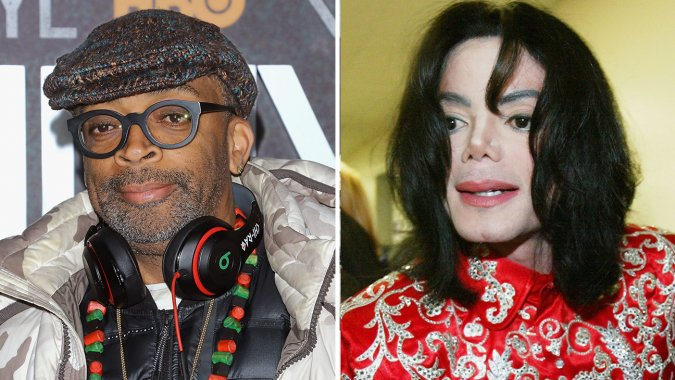 Sundance: Why Michael Jackson's legacy was entrusted to Spike Lee