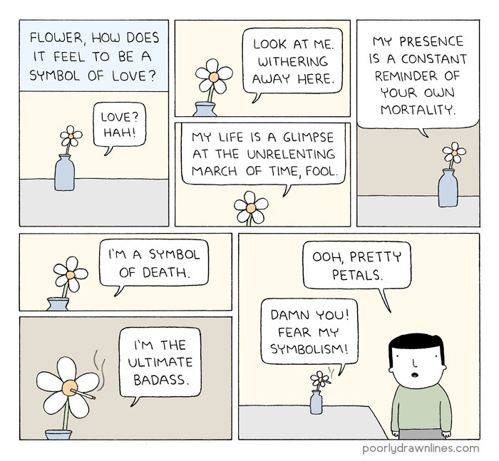 Poorly Drawn Lines- Flower #humour https://t.co/bN89DmIRcg