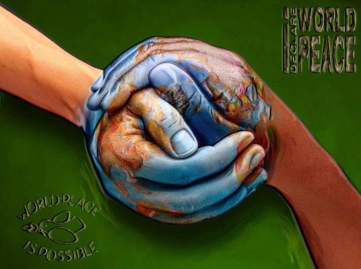 #IDWP the I Declare World Peace project extends a giant hug to everyone on this #NationalHugDay https://t.co/3kNWsxVrpa