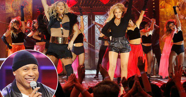 LL Cool J is still reeling about Channing Tatum and Beyoncé's Lip Sync Battle performance: