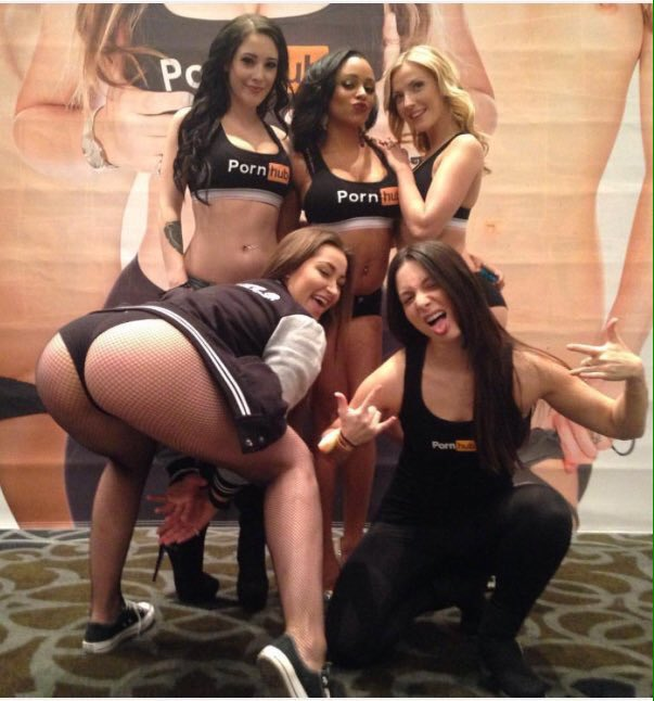 Come see us sexy fuckers at AVN @AEexpo @HardRockHotelLV @Pornhub https://t.co/08iEglJc2D
