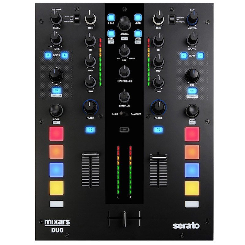 - @Serato announces MIXARS Duo For Serato DJ #NAMM2016 https://t.co/LU3kwkjEn2 https://t.co/zGxWbT9hXi