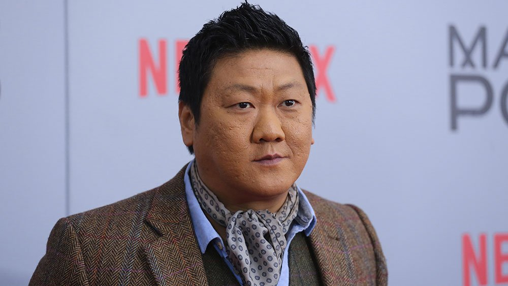 Benedict Wong (@wongrel) joins Benedict Cumberbatch in @Marvel's @DrStrange