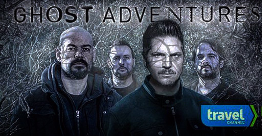 All new episodes of #ghostadventures airs Jan 30th