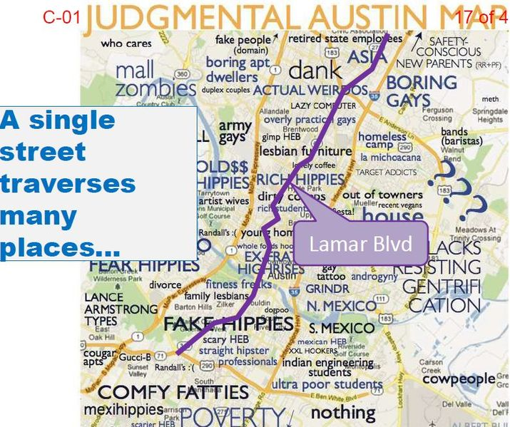judgmental austin\' map used by city staffer in presentation ...