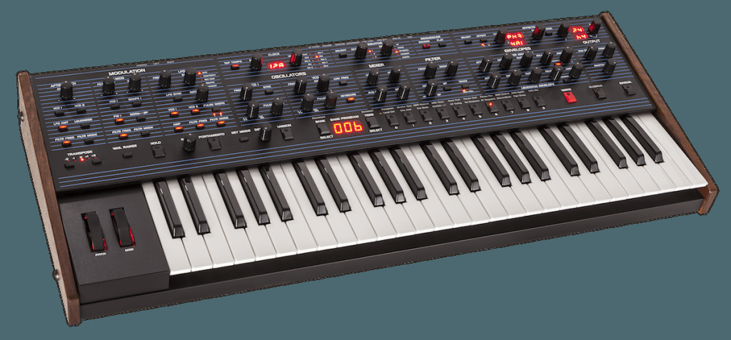 Tom Oberheim and Dave Smith @dsiSequential Unveil OB-6 Analog Synthesizer #NAMM2016 https://t.co/uze7uAl7HL https://t.co/GfPpkr1w5K