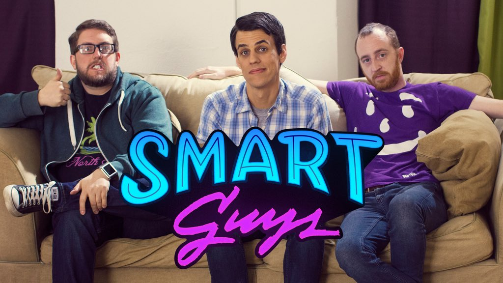 Smart Guys is done. Backers check your emails. We think guys will really dig it. https://t.co/8vUUCFnBXx