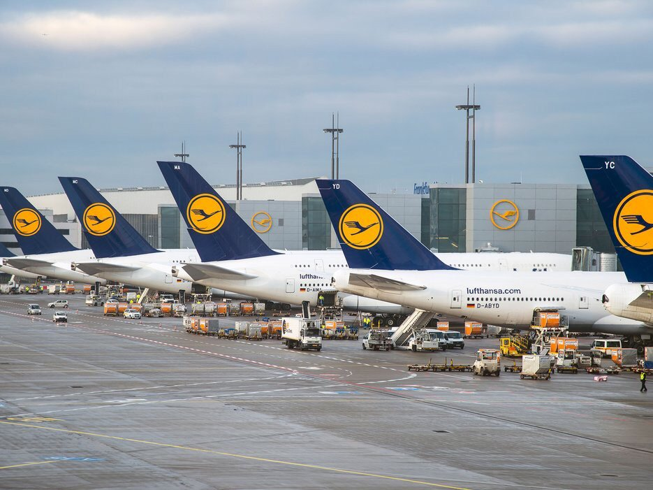Lufthansa Will Change How You Check Bags in 2016