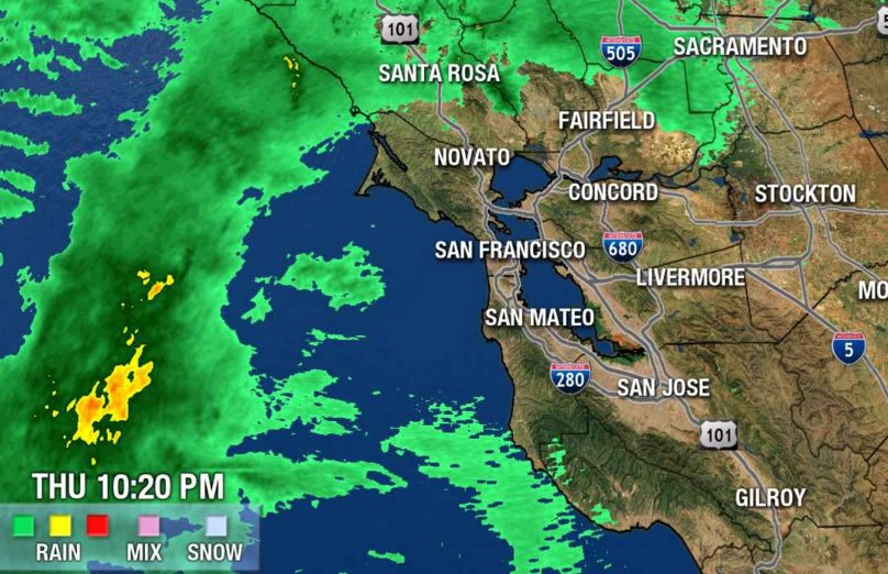 rain is approaching the bayarea check out our live doppler 7 hd