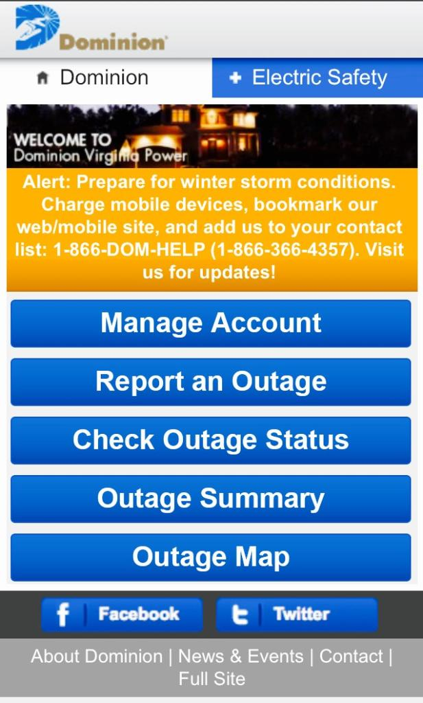 Let's keep in touch! Report outages from your phone & check your outage status > https://t.co/LbYS4WVQvK. #Jonas https://t.co/b3ROGATSPK