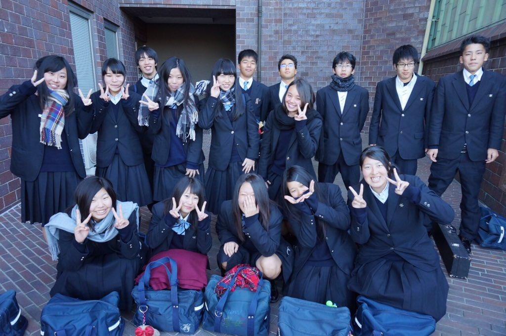 遠江総合高等学校制服画像