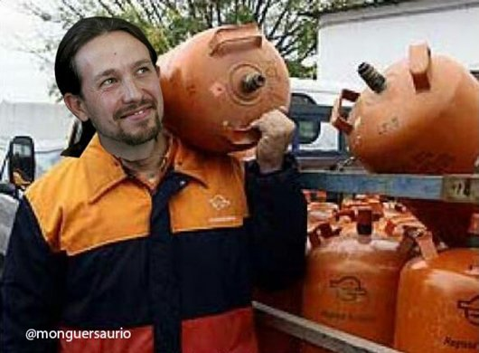 CZVUgyQW0AE7Ta4 los mejores 'memes' en twitter de pedro sánchez y pablo iglesias,Pablo Iglesias Meme