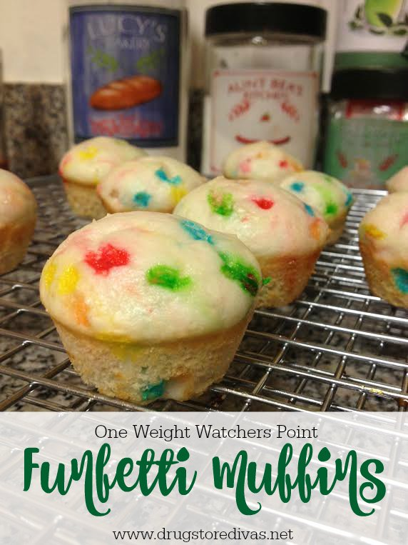 Get our recipe for Funfetti muffins! Only 1 WW point!! Post: https://t.co/gnNzbo5NSB  Pin: https://t.co/wJuAMaZOrw https://t.co/3BJd8HjUyn