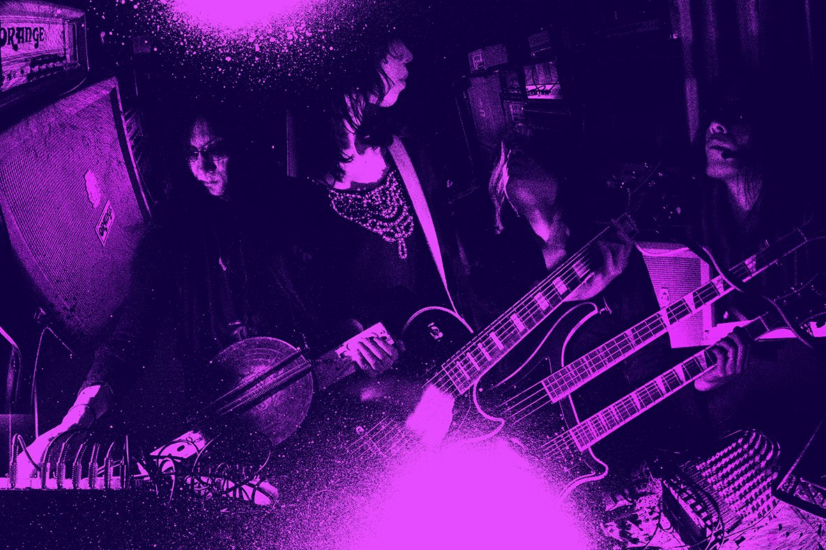 BORIS With MERZBOW Announce Details Of New Collaborative Album Gensho https://t.co/StSRMwiPKG @RelapseRecords https://t.co/fsv6ccsFGl