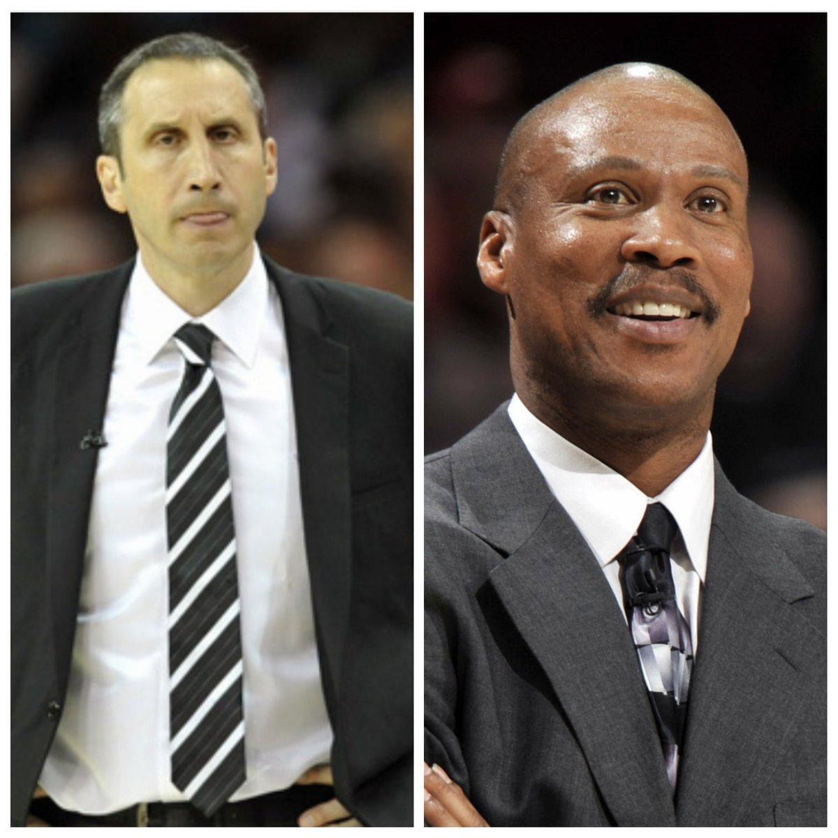 1st in the east fired vs 15th in the west still coaching https://t.co/zn9B9R7WOy