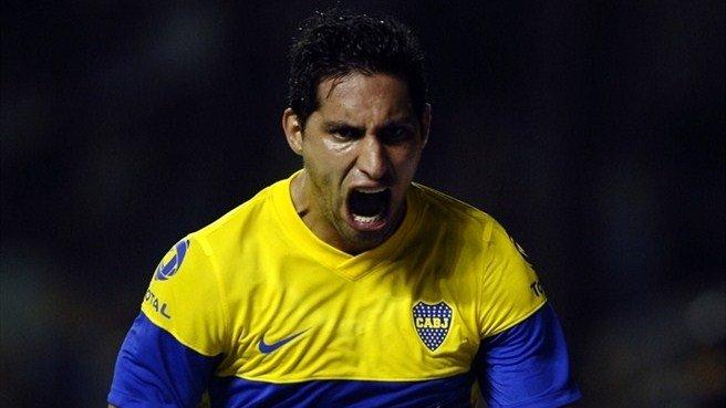 [URGENTE] Boca acordó contrato con Juan Insaurralde, que firmará por 3 años. Sólo resta su salida de Jaguares. https://t.co/XwP5IbnL4C