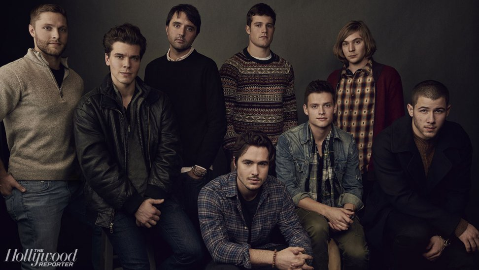 THR's Lounge at Sundance: Don Cheadle, Ellen Page, Nick Jonas and More Stars of Park City