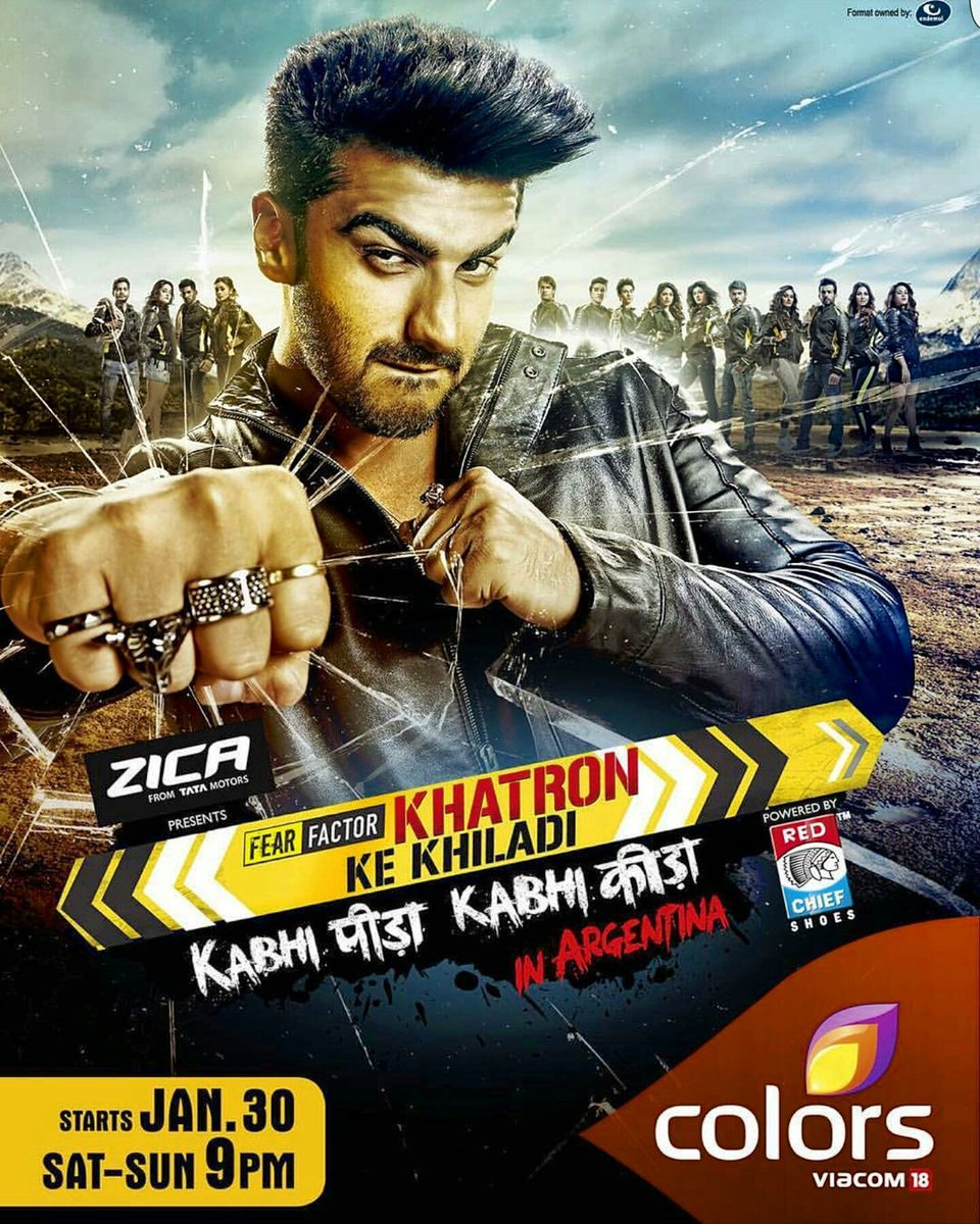 Title song done by @raftaarmusic and ur boy Manj Musik presented by @arjunk26 who killed it on screen. @ColorsTV https://t.co/3KUumXYv7D