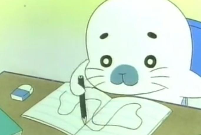 NAVER まとめ【少年アシベ】ゴマちゃんのかわいい画像集【ゴマちゃん】