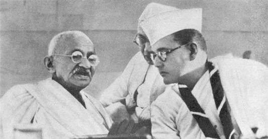 Netaji was the first to address Bapu as the 'Father of the Nation'. https://t.co/ZuWeg0NkpO