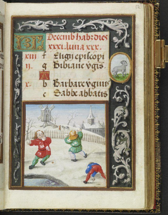 ART OF THE DAY: Snowball Fight https://t.co/g1Si08GGy6 https://t.co/OvP3YdcQKy