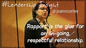 Learn about the power of rapport for effective #leadership & #management https://t.co/xEgOZ7k6Xg https://t.co/cz3MYECf2A