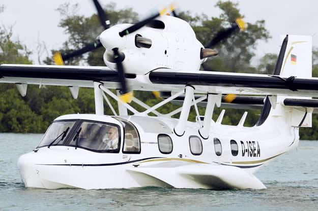Dornier is going ahead with production of its twin turboprop Seastar flying boat. https://t.co/3VIoTiybJq https://t.co/caQpuv6KYz