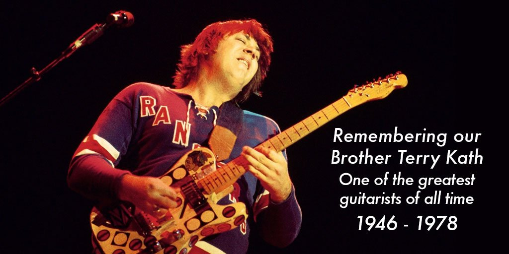 Missing you more today than usual. #InMemoriam #Remember #chicagotheband #terrykath https://t.co/V4aCzdbChg