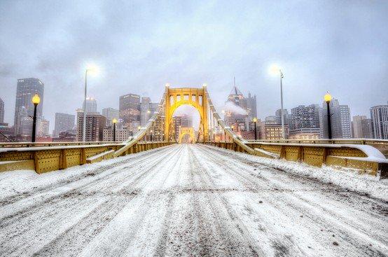 Good Morning Pittsburgh! https://t.co/ILRUzUb5fr