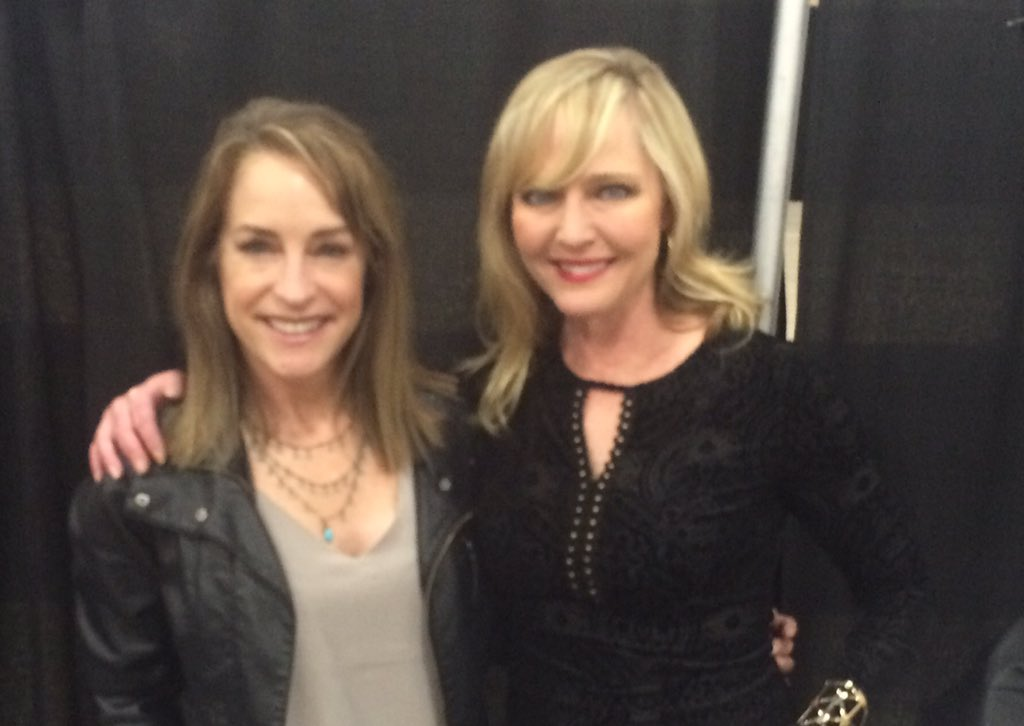 Freddy's dream team of scream Queens! @LisaWilcox1 @TerrorExpo #terrorexpo https://t.co/eQ0PjGDXYi