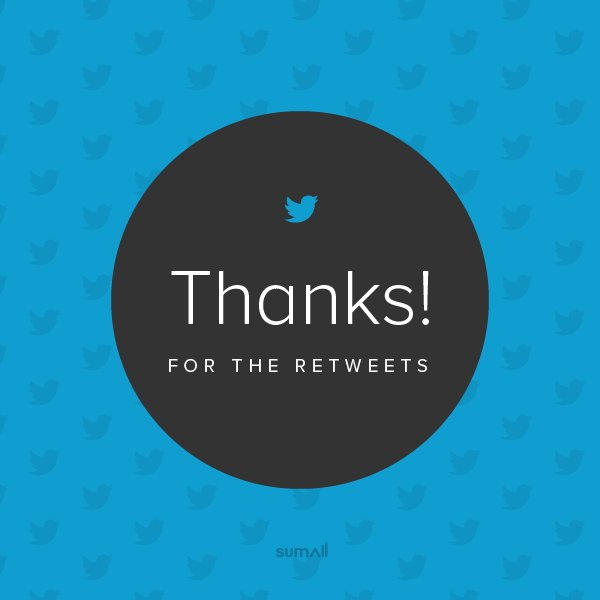 My best RTs this week came from: @BizTrends @ClaraBellino #thankSAll Who were yours? https://t.co/lwEw6zdaMU https://t.co/eYzvdcDkoY