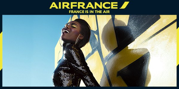 Vibrant New York via Paris from £320 rtn with @AirFranceUK… Oh la la! Book by 26.01>>