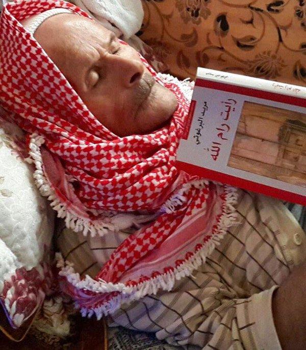 أنحني لسلام وجهك أيها الشيخ أينما كنت. ماذا يريد كاتبٌ أكثر من هذا الكرم؟ https://t.co/BAn1Meg0nS