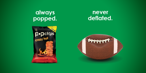 want a chance to win a month's supply of #popchips? RT & tell us which game day snack makes your #biggame party pop! https://t.co/CiUvecVoyt