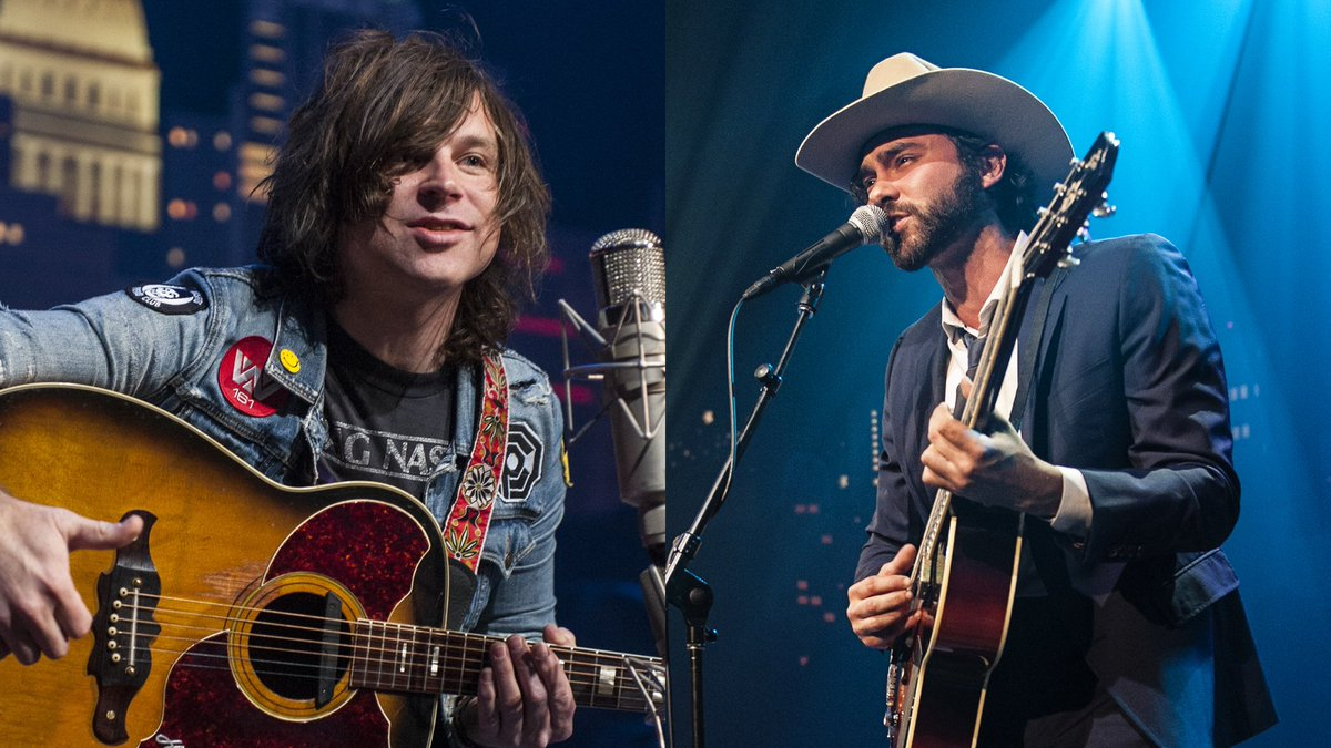 TONIGHT on @acltv: singer/songwriters @TheRyanAdams & @ShakeyGraves. Stream full ep: https://t.co/XZVd0DJ32S #acltv https://t.co/yAysbqlCX3