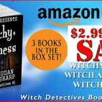 $2.99 #WITCH DETECTIVES #BOXSET #witches #paranormal https://t.co/M3Yd8SUyDC https://t.co/sqN1EJWeGe https://t.co/iXBxtLt879