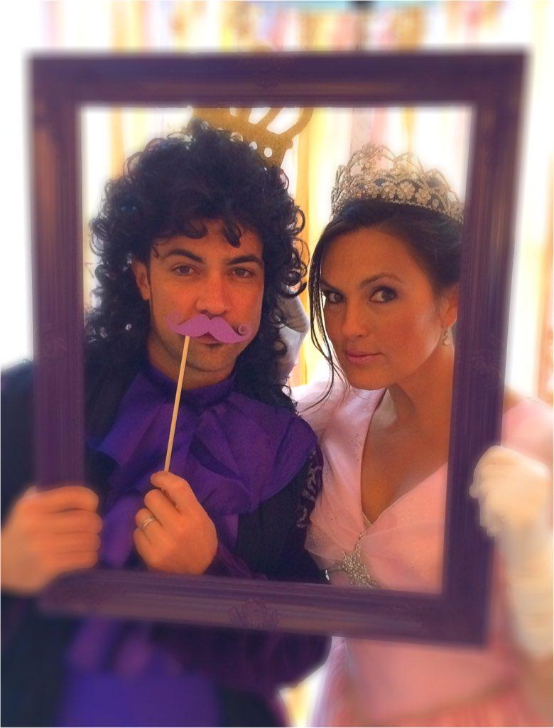Happiest of birthdays to this joyful heart and princess to my Prince. @Mariska #partylikeits1999 https://t.co/s8hd1eU8uE