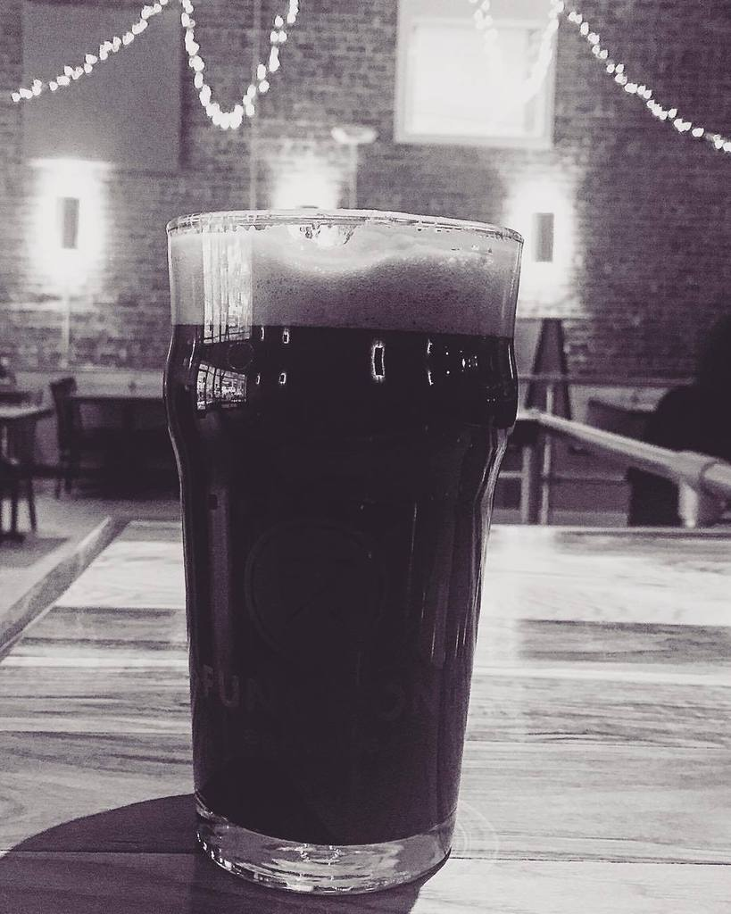 Nitro Oatmeal Stout nightcap with our friends at Function Brewing celebrating their 2 year… https://t.co/QjKlb9Kpdz https://t.co/lVRhIr41XS