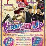 6/1(水)は、StraightUp@ GARDEN BAR大阪に出演!80~2005年ダンスホールレゲエ中心!毎月第1水曜日開催!Soul,Disco,甘々R&B,古めのHipHopもあり!!https://t.co/GnLtXPG5Zz