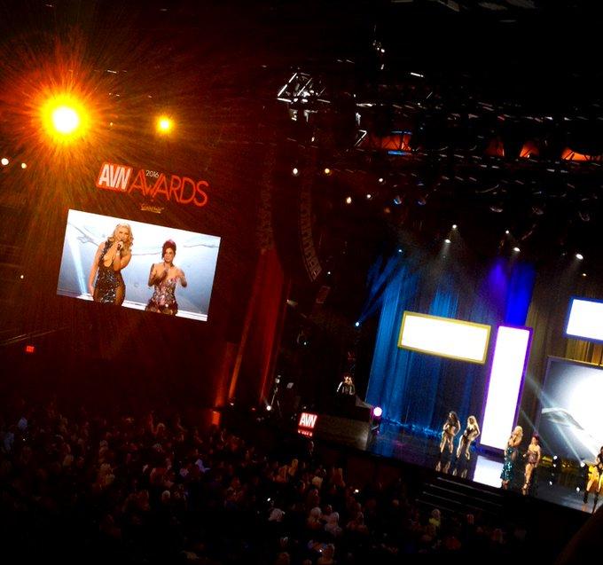 We're at the #AVNAwards2016 https://t.co/PAkxPJ1uw0