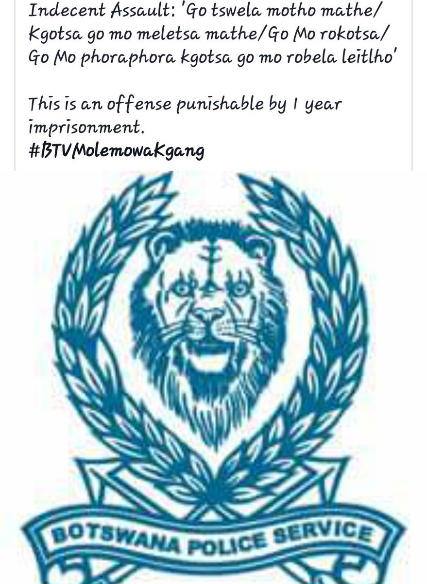 Why does the Lion in the  police logo also look so confused by this law?