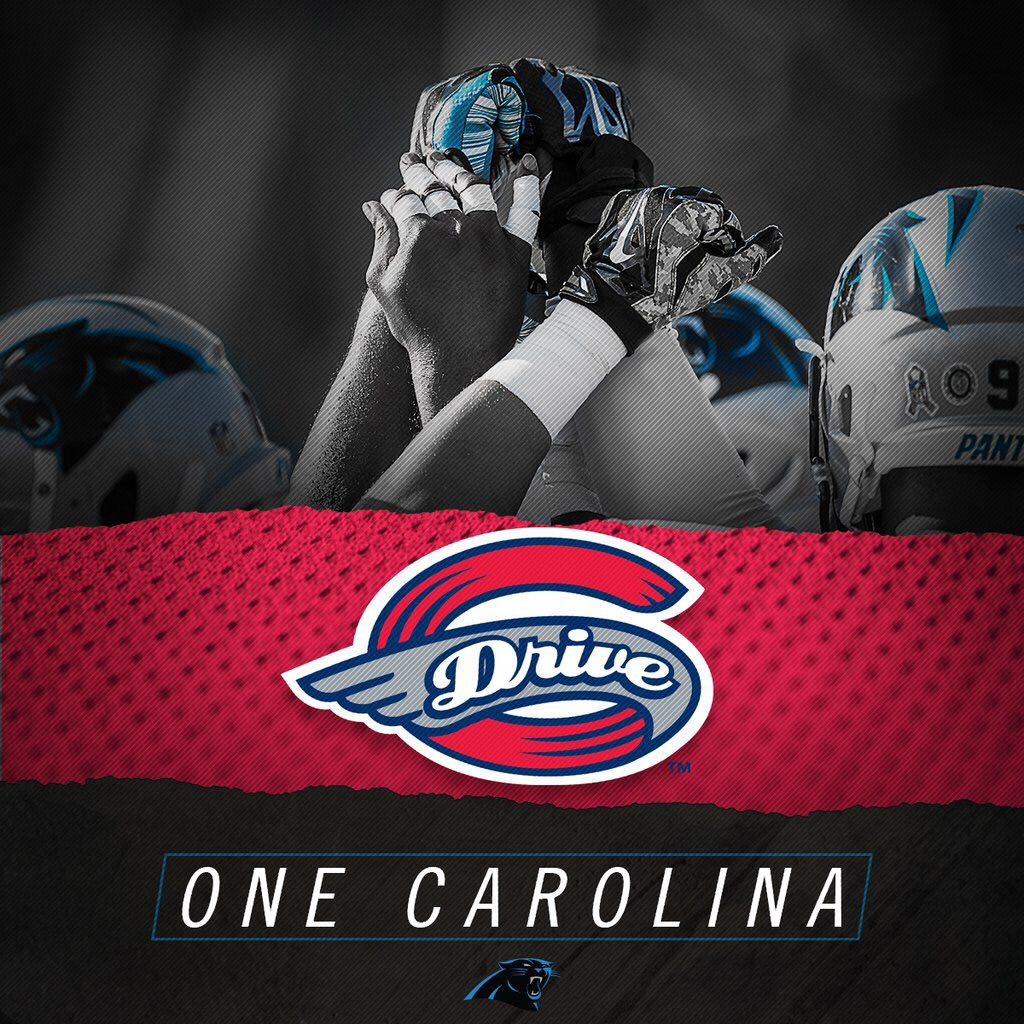 We're ready to watch the @Panthers #KeepPounding today. Good luck! #OneCarolina https://t.co/nOV645BjIm