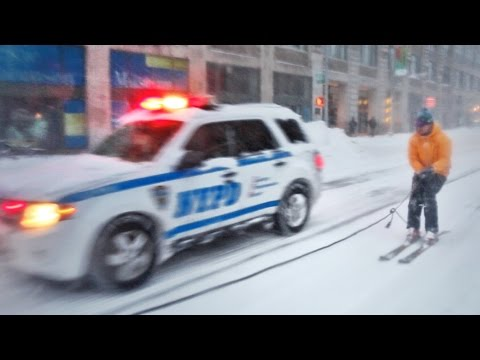 SNOWBOARDING WITH THE NYPD https://t.co/ZzVosjKPyu https://t.co/XaeTVgmGYP